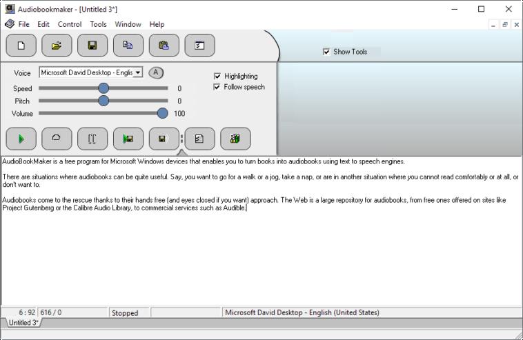 AudioBookMaker: Convierte cualquier libro digital en un audiolibro