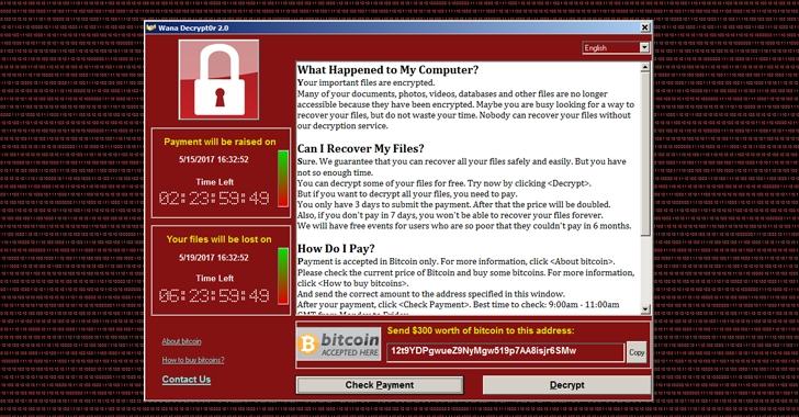 Cómo escapar a la furia de WannaCry (y otros ransomware similares)