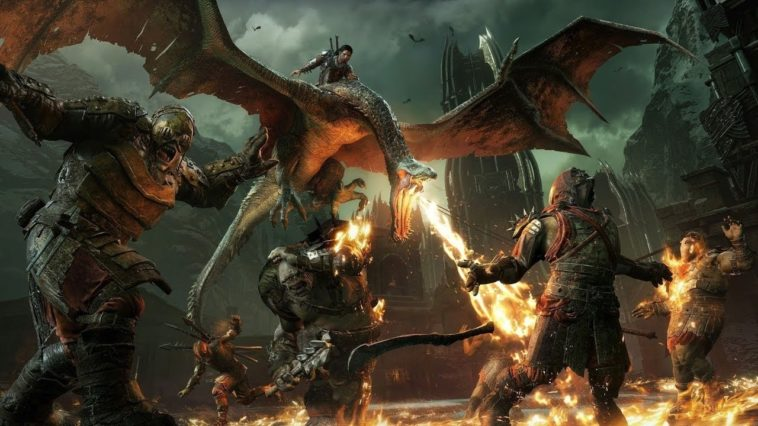 El mundo abierto de Middle-earth: Shadow of War