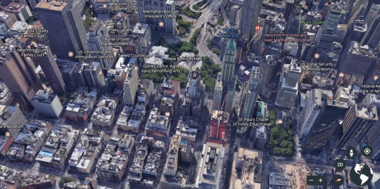Google Earth: ¿Cómo se obtienen sus imágenes?
