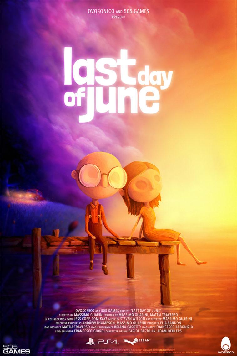 Last Day of June: Un cuento interactivo sobre el amor y la pérdida