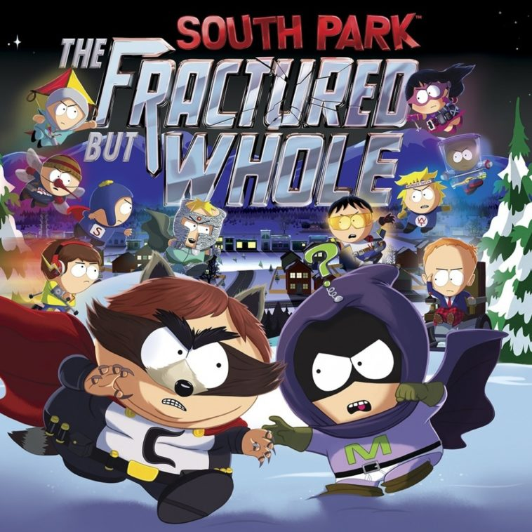 Los superhéroes de South Park: The Fractured but Whole