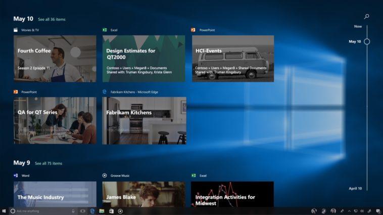 Microsoft anuncia a Windows 10 Fall Creators Update