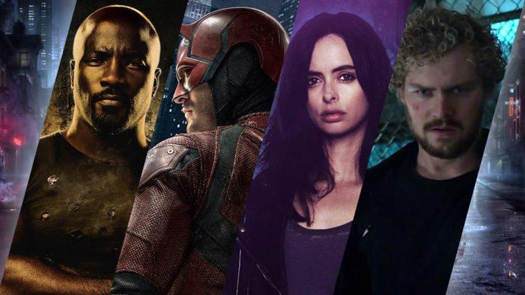 Netflix da a conocer The Defenders con un primer trailer