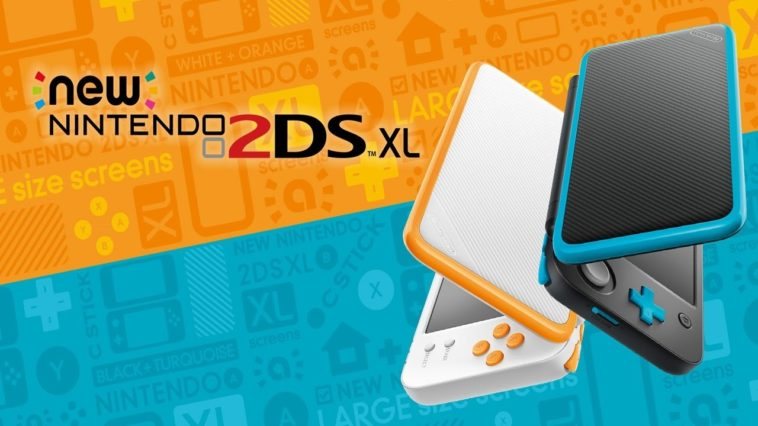 New Nintendo 2DS XL: La nueva portátil de Nintendo