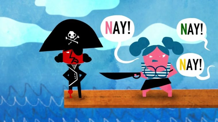 ¡Resuelve el acertijo de los piratas!