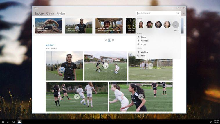 Story Remix: Editor de vídeos con inteligencia artificial