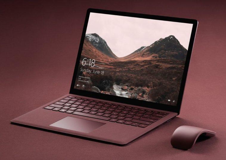 Surface Laptop: Un diseño clásico para lo nuevo de la línea Surface