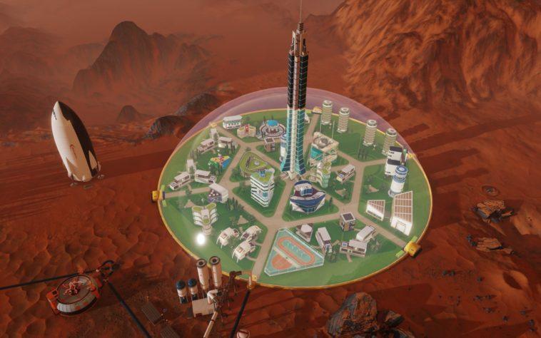 Surviving Mars lleva la estrategia al planeta rojo