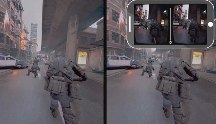 VRidge: Juega títulos de realidad virtual para PC con un smartphone