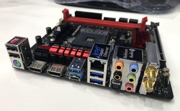 ASRock X370 Gaming ITX/ac une a Ryzen con el formato Mini-ITX