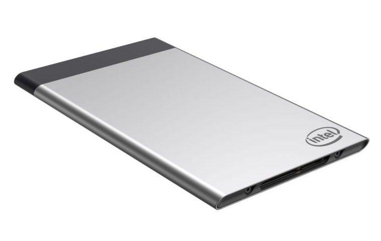La Intel Compute Card está lista para su debut