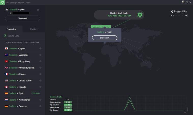ProtonVPN: La VPN de los creadores de ProtonMail, cuenta con versión gratuita