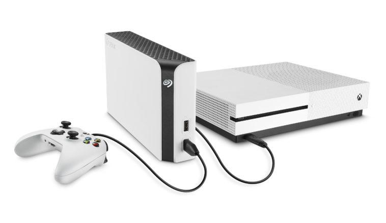 Seagate Game Drive Hub: 8 terabytes para tu consola Xbox
