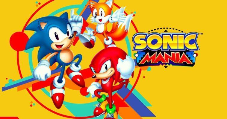 Sonic Mania nos muestra el clásico escenario Chemical Plant