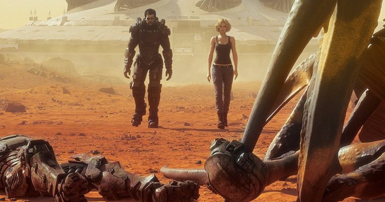 Starship Troopers: Traitor of Mars es la nueva secuela animada de Sony