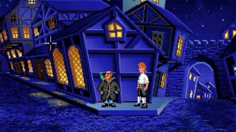 The Secret of Monkey Island con diferentes tarjetas de sonido