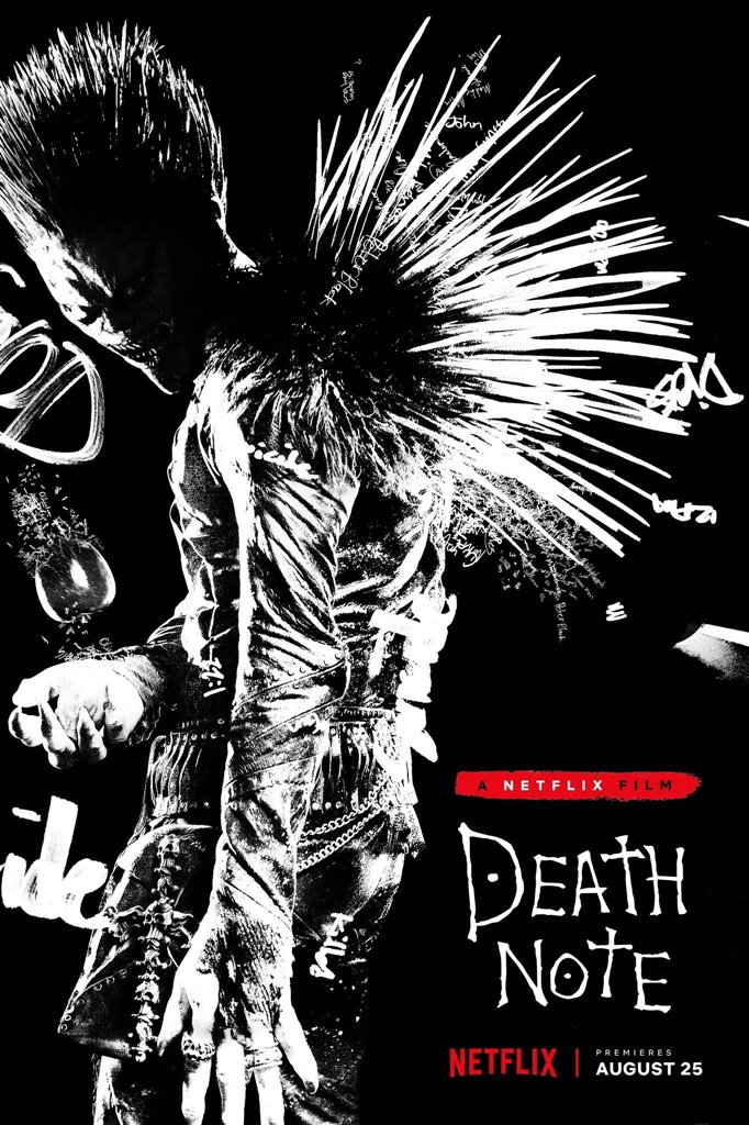 Trailer de la adaptación americana de Death Note
