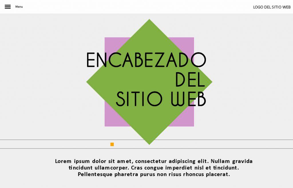 Nuevas tendencias en el diseño web