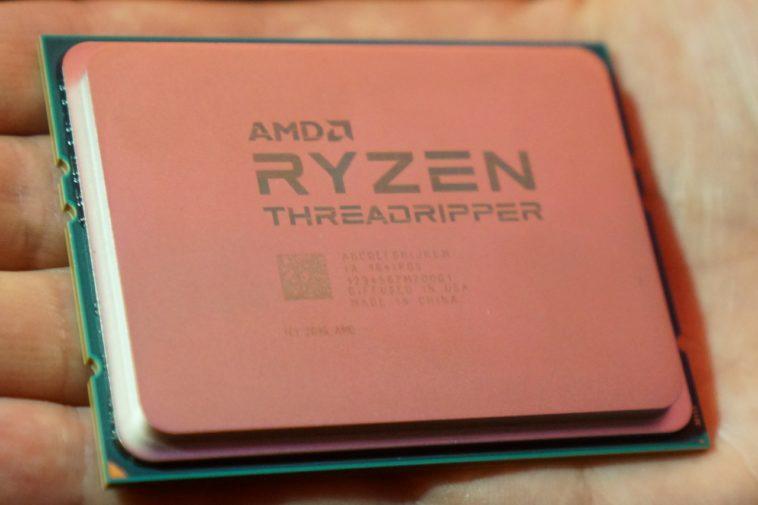 AMD Threadripper tiene precios y fecha de lanzamiento