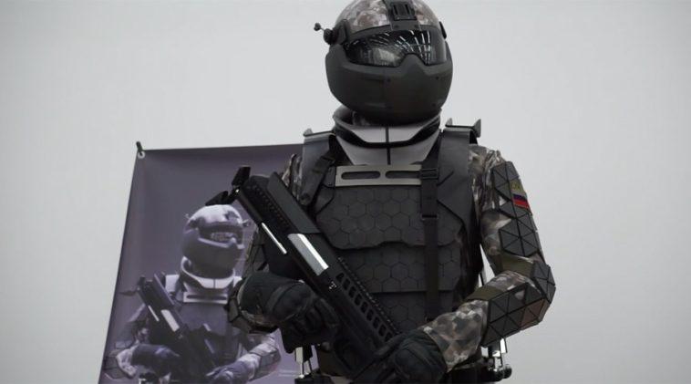 Conoce al nuevo traje de combate diseñado para soldados rusos