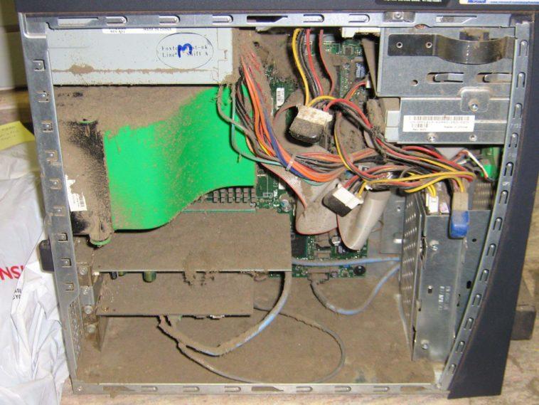 ¿Crees que tu ordenador está sucio y lleno de polvo? ¡Nunca tanto como estos!