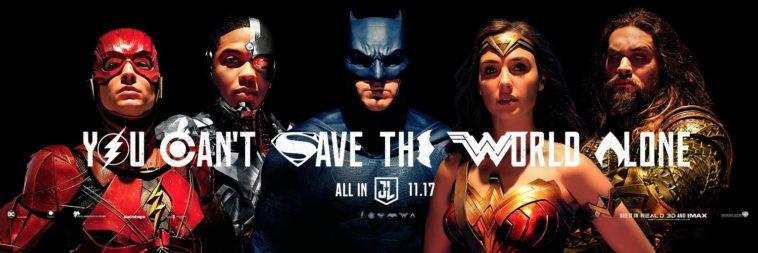 El nuevo trailer de Justice League es épico