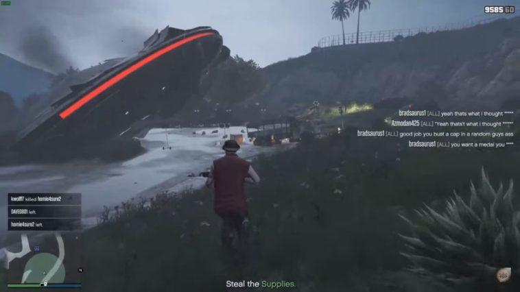 GTA Online: Activan misión secreta llena de aliens asesinos