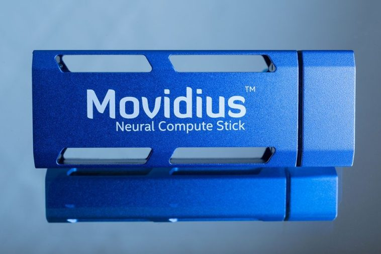 Movidius: El nuevo pendrive de inteligencia artificial de Intel