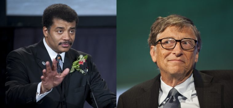 Neil deGrasse Tyson explica qué tan rico es Bill Gates
