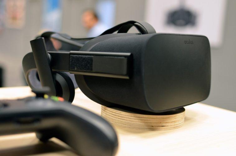 Oculus trabaja en un casco virtual de 200 dólares