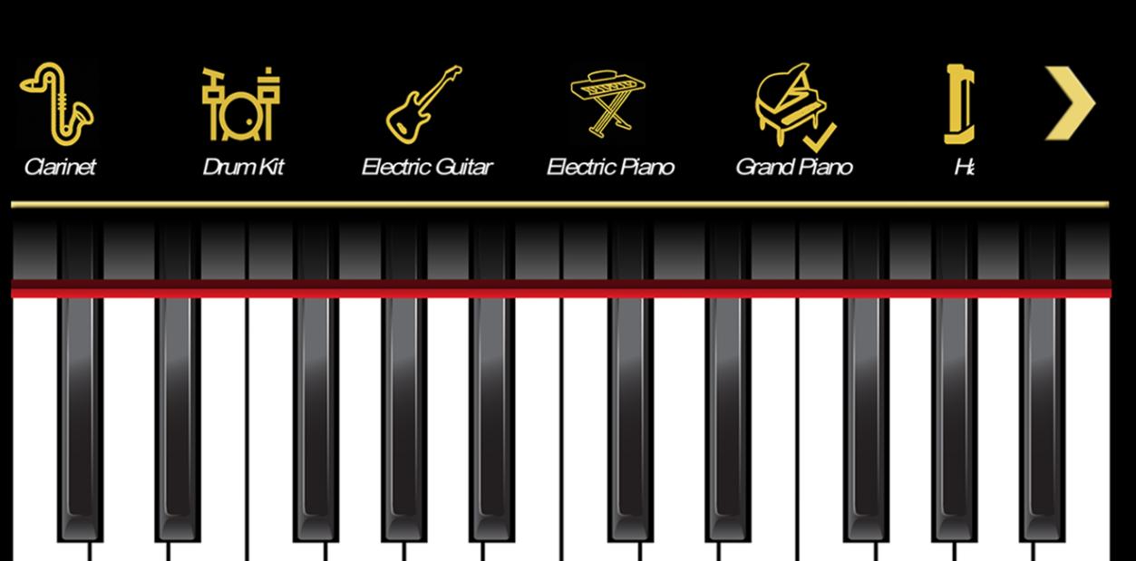 Muchos instrumentos