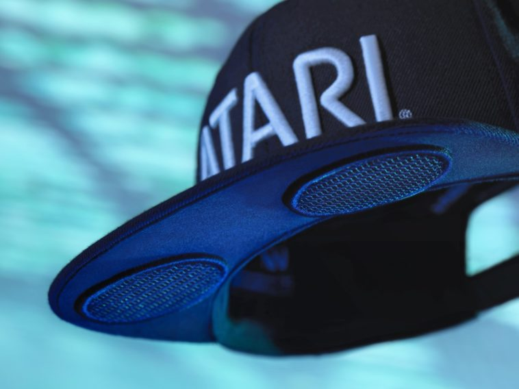Speakerhat: La gorra con altavoces de Atari