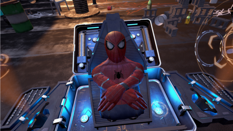 Spider-Man: Homecoming VR Experience GRATIS en Steam