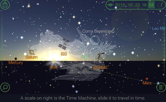 Una de las mejores plataformas de astronomía