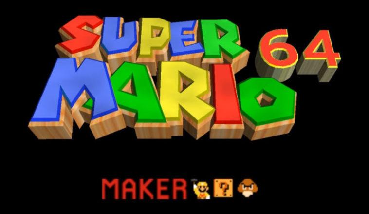 Super Mario Maker 64: Un creador de niveles de Super Mario para Nintendo 64