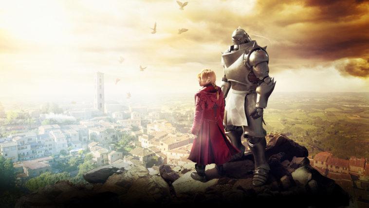 Trailers de la película de Fullmetal Alchemist