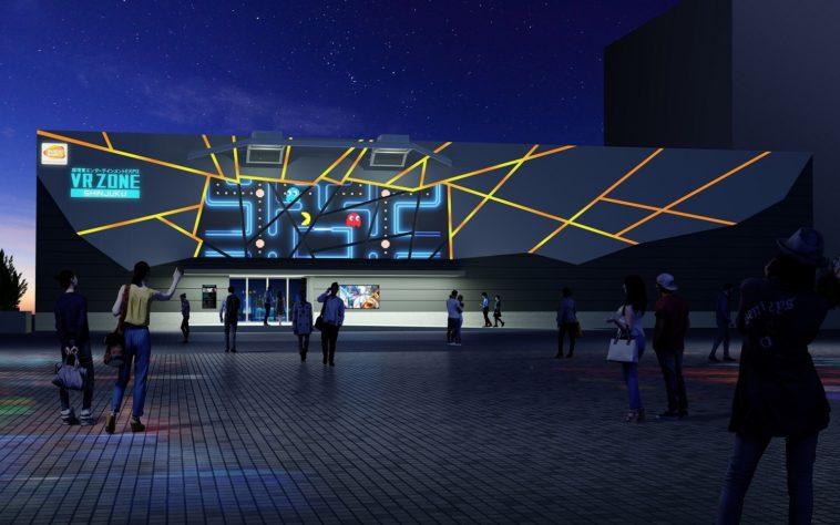 VR Zone, la feria de realidad virtual creada por Bandai Namco