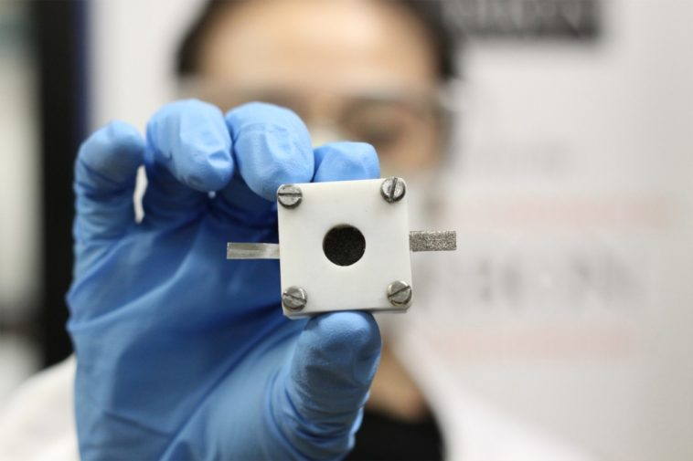Descubren cómo «recargar» baterías de cinc-aire, grandes candidatas para reemplazar al litio