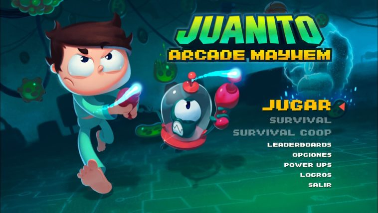 Juanito Arcade Mayhem: Un adorable homenaje a los clásicos de arcade