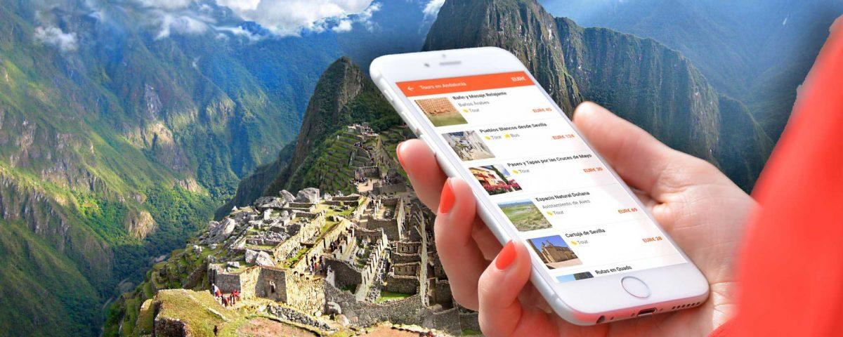 Las Mejores Apps Móviles de Viajes y Turismo para Android e iOS en Perú