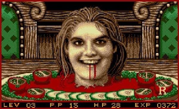 Píxeles violentos: Galería de sangrientos GIF animados de videojuegos retro (NSFW)