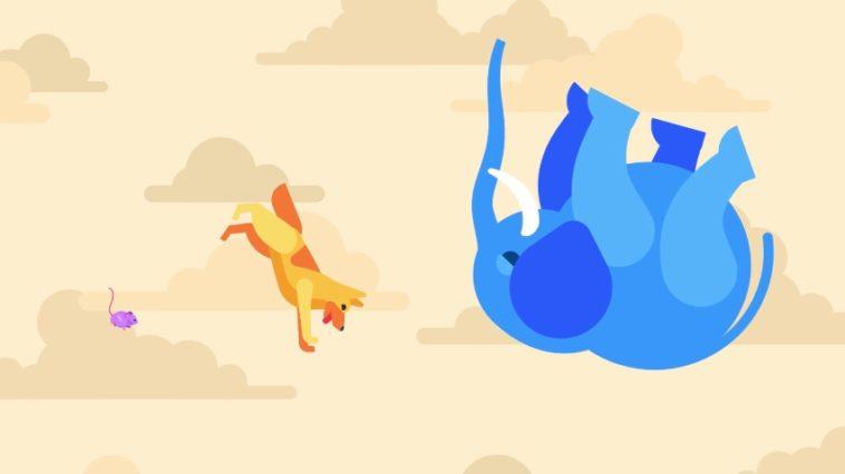 ¿Qué sucede cuando arrojas a un elefante de un rascacielos?