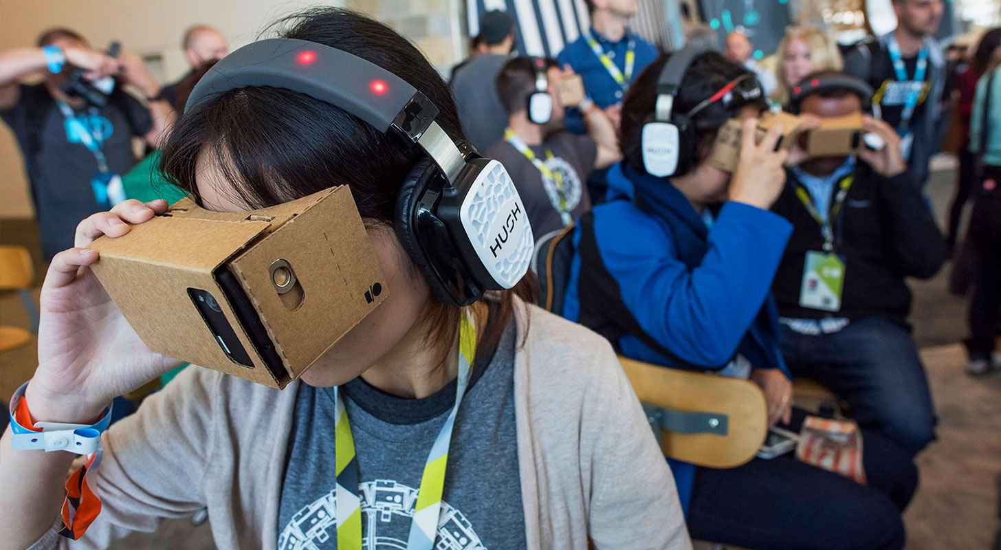 El aprendizaje con realidad virtual requiere de menos inversión