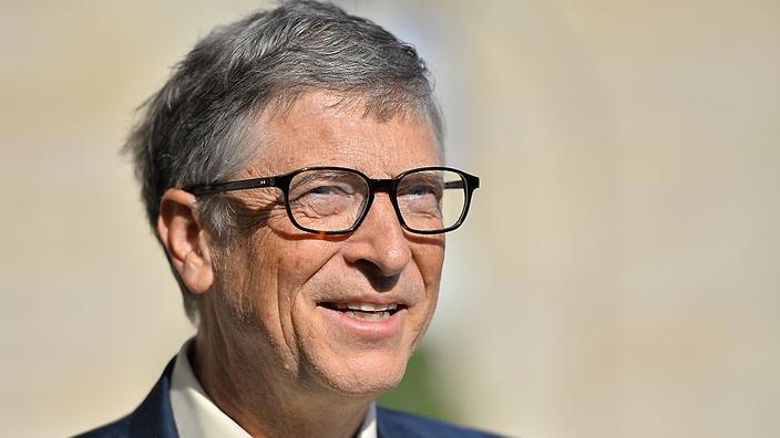 Bill Gates confiesa usar un teléfono Android