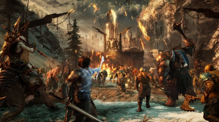 Las Tribus de Middle-earth: Shadow of War