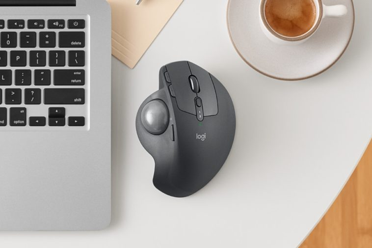 Logitech MX Ergo: El regreso del ratón con trackball