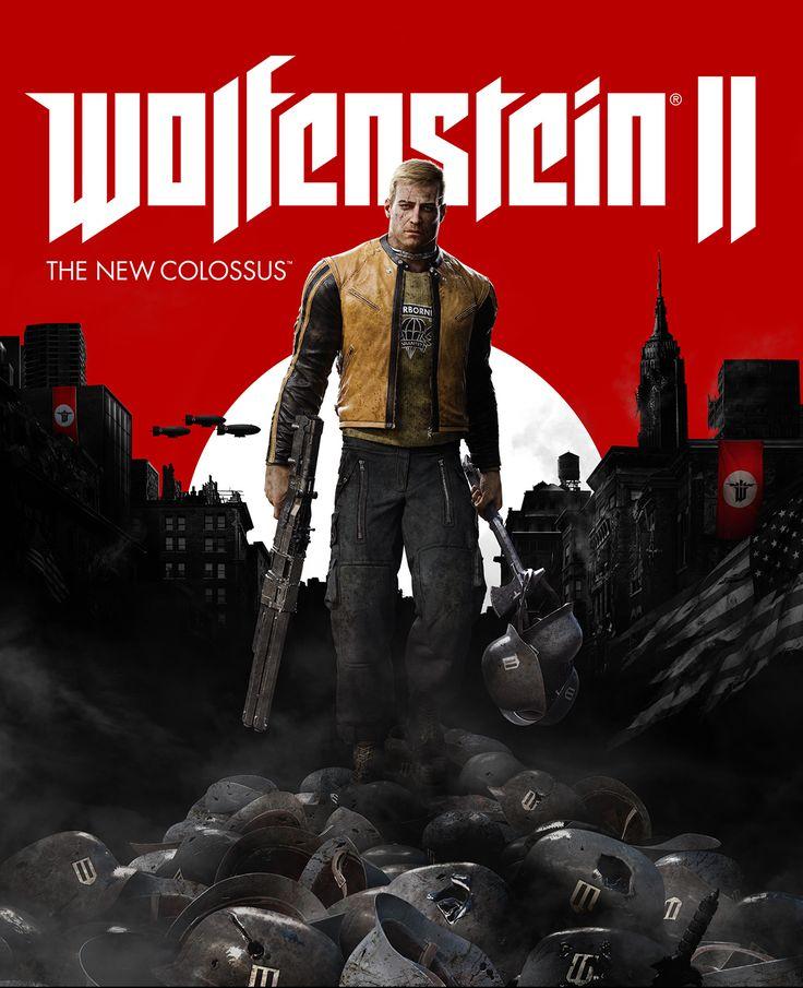 Los nazis se han apoderado de América en Wolfenstein II: The New Colossus