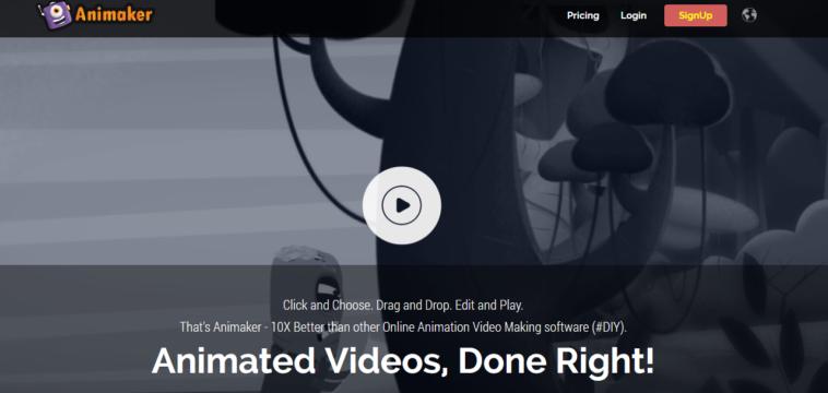 Plataformas para crear vídeos animados