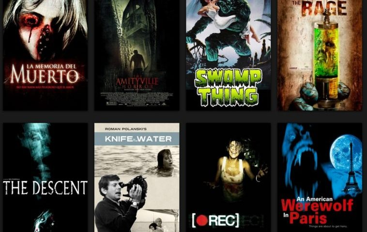 Purga TV: Un Netflix exclusivo de películas de horror
